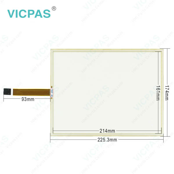 AMT2527 AMT-2527 Touch Screen Panel Glass Repair