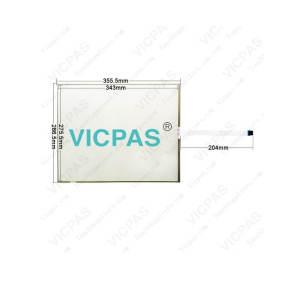 AMT2528 AMT 2528 AMT-2528 HMI Panel Glass Repair
