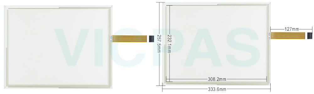 AMT9526 AMT 9526 AMT-9526 touch panel membrane touch sensor glass replacement