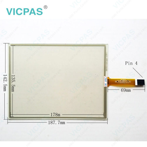 AMT9530 AMT 9530 AMT-9530 HMI Touch Screen Panel