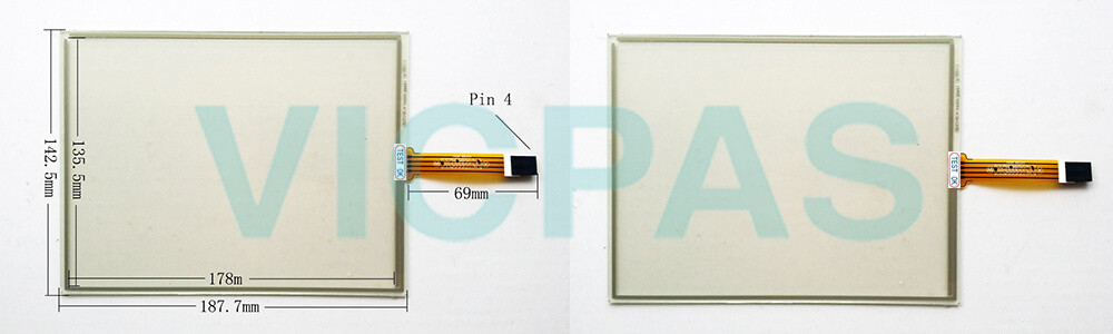 AMT9530 AMT 9530 AMT-9530 touch screen panel repair