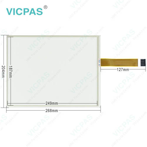 AMT9534 AMT-9534 Touch Screen Panel Repair