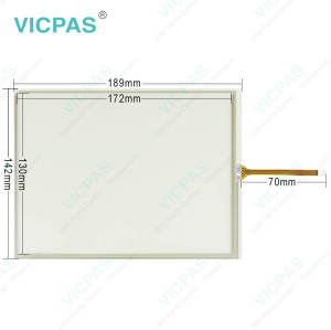 8.4 Inch AMT9552 AMT-9552 Touch Screen Panel Glass Repair