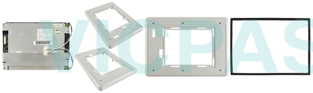 2711P-T7C10D6 LCD Display Screen Gasket Plastic Case Cover