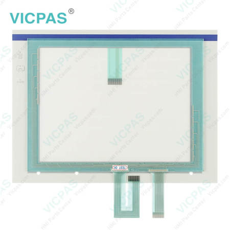 Touch panel screen for XBTFC084510 touch panel membrane touch sensor glass replacement repair