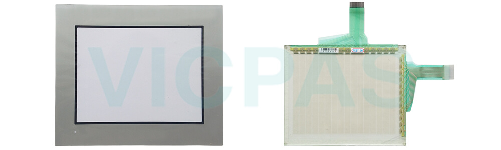 Schneider Magelis XBTG2330 XBT-G2330 Front Overlay Touch Screen Panel