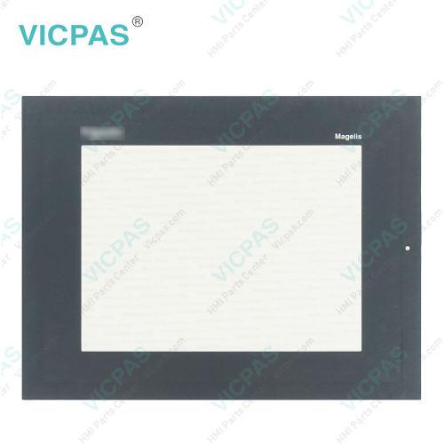 Magelis XBTGT5330 XBT GT5330 Touch Screen Panel Overlay