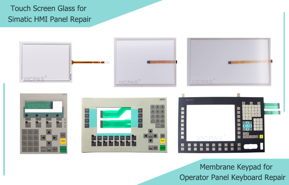 Para Siemens Simatic HMI Touchscreen & Operator Panel repair