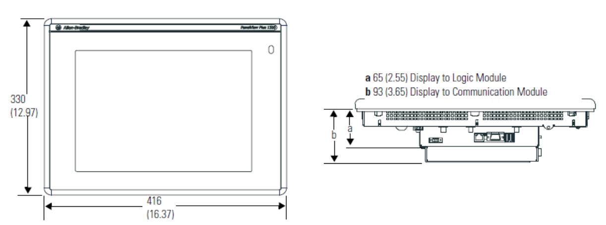 1500 Touch Screen Terminal