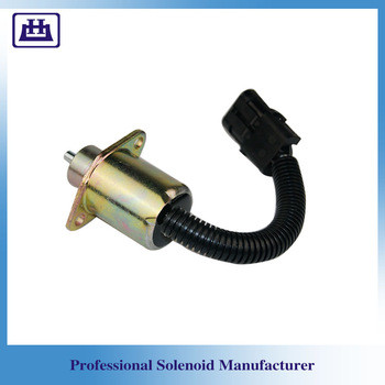 12V  Best Prices Forklift Solenoid Valve for Perkins