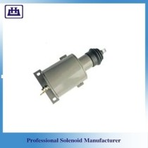 Flame Out Solenoid Manufacturer Excavator