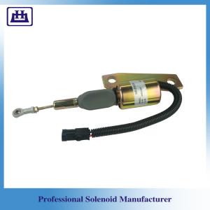 3991624 Diesel engine fuel  shut off solenoid