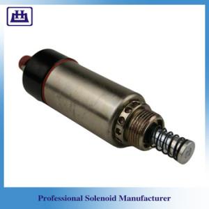 solenoid and solenoid valve for caterpillar engine