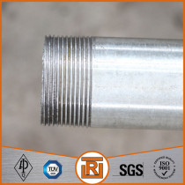 ASTM A 135/A 135M Electric Resistance Welded Hot Dip Galvanized Steel Pipe