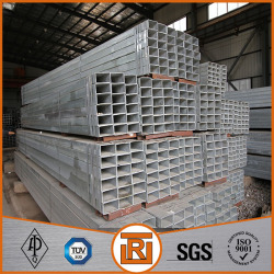 HDG ERW welding square hollow section for fluid and structure