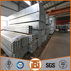Hot dipped galvanised Square Hollow Sections (SHS) Specification 40*40mm