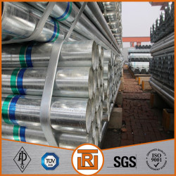 Zinc coating Pre galvanized steel pipe mill for water,greenhouse and fence post