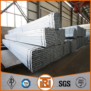 GB/T 6728-2002 ERW Galvanized Square and Rectangular Hollow Sections for structure