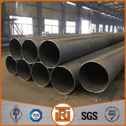 API Spec 5L -2000 Large Diameter Welded Steel Pipe For Oil Pipeline Construction
