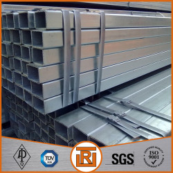 Hot dipped galvanized carbon welding rectangular hollow section