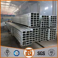 30*30 32*32 35*35 hot dip galvanized square hollow section