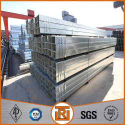 ASTM A 513 galvanized square and rectangular hollow section (SHS & RHS)