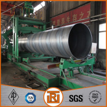 JIS A5525 spiral welded steel pipe for steel pipe piles