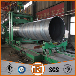 JIS A5525 spiral welded steel pipe for steel pipe piles