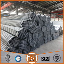 DIN EN 10296-1-2004 welded gi circular steel tubes for mechanical and general engineering