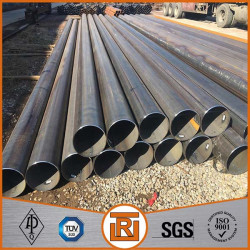 DIN 2470-1-1987 LSAW Steel Pipe for Gas Pipelines within 16 bar