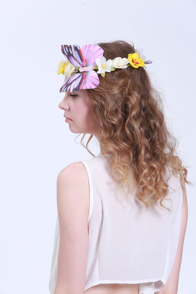 flower crowns for women