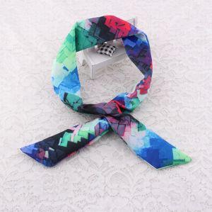 Rainbow diamonds wire hair band head wrap