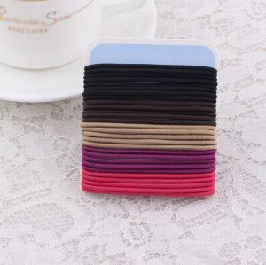 3mm ribbon elastic hair ties