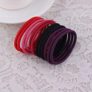 5mm high elastic rope hair tie