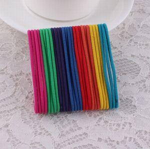 3mm rainbow hair elastic rubber
