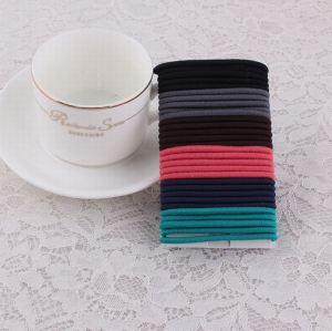 5mm good tension elastic rubber hair band