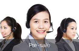 Duosen sales team provide 24*7 professional services