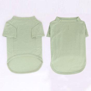 Pet Puppy Dog Cat Pet Summer Clothes Vest T-Shirt Dress