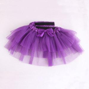Purple Dog Tutu Dress Summer Clothes Wholesale