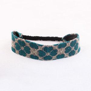Newest fashionable leather headband China Company