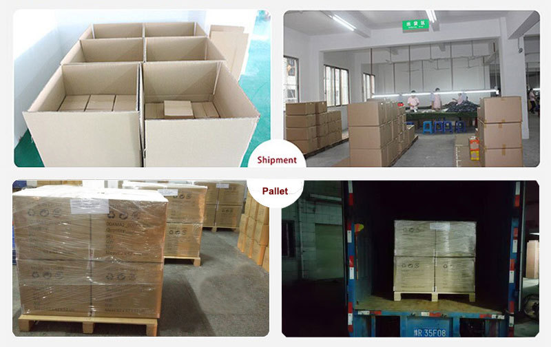 packaging with pallet on customer's requirement
