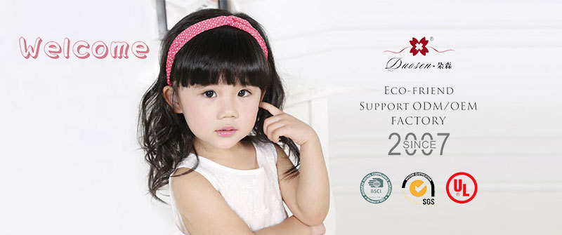 wholesale high stretchy heaband for child