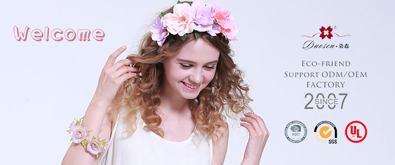 so many popular flower hair bands crown for gilrs