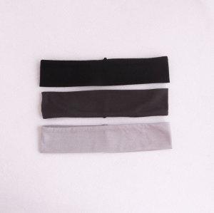 Hot sale unidex plain sport headbands china supplier