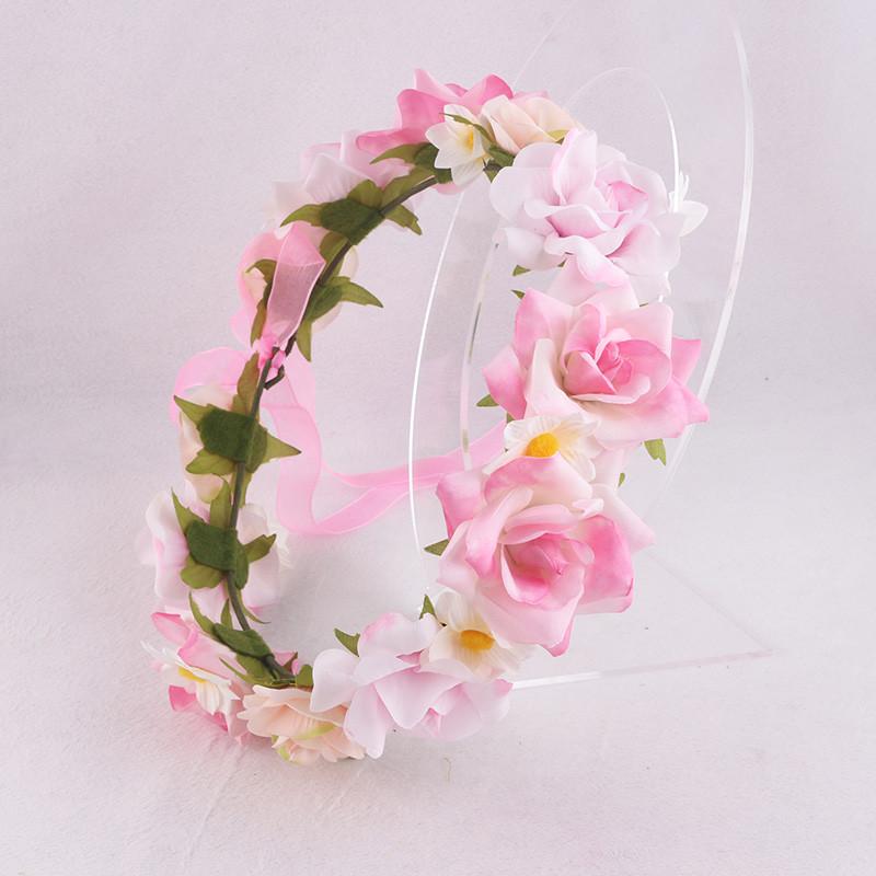 flower headpiece bridal