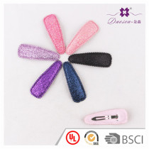 Wholesale Glitter Baby Hair Clip Bobby Pin for Baby Girl
