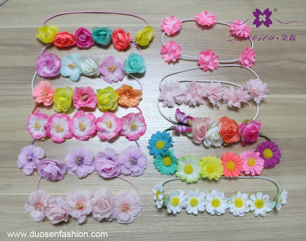 flower headband accessories