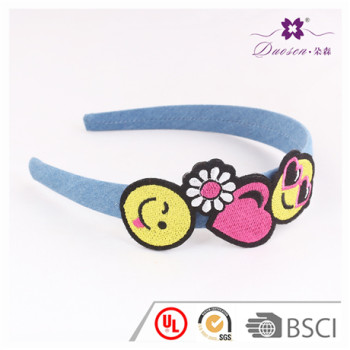 Custom Design with Personalized Patches Alice Band for Party