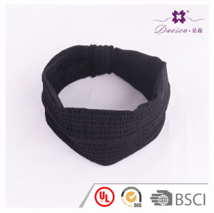 Sport Men   Favorite Headband Fashion Wide  High Spandex Stretchy band  for  Running Basketball Outdoors
