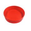 Round silicone cake pan